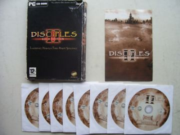 Disciples 2 Gold Edition  Very Rare
